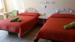 Hotel y Balneario Playa San Pablo, Отели  Monte Gordo - big - 48