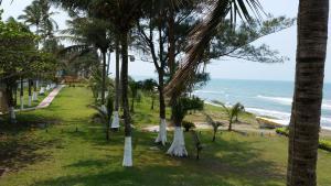 Hotel y Balneario Playa San Pablo, Отели  Monte Gordo - big - 223