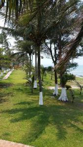 Hotel y Balneario Playa San Pablo, Отели  Monte Gordo - big - 133