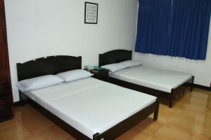 Crosswinds Ocean Hotel, Hotels  Manila - big - 12