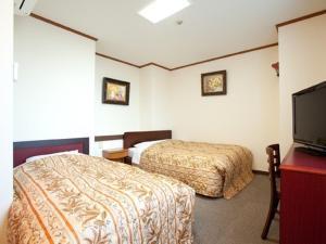 Hotel Hayashi, Economy-Hotels  Beppu - big - 5