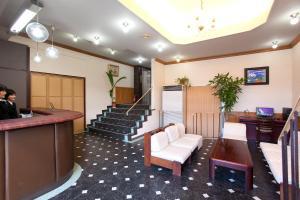 Hotel Hayashi, Economy-Hotels  Beppu - big - 12