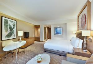 Quarto King Deluxe Hilton - Acesso a Pessoas com Mobilidade Condicionada