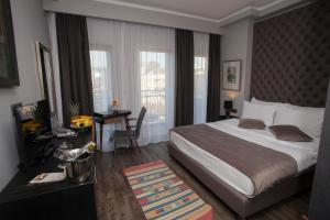 Solun Hotel & SPA, Hotels  Skopje - big - 29