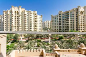 Bespoke Residences - Golden Mile 2, Apartmány  Dubaj - big - 7