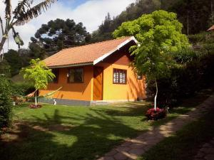 Chales Azaleia, Lodges  São Bento do Sapucaí - big - 12