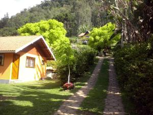 Chales Azaleia, Lodges  São Bento do Sapucaí - big - 20