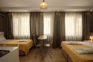 Rodin Suites, Hotely  Istanbul - big - 41