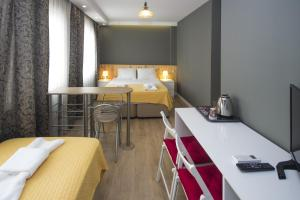Rodin Suites, Hotely  Istanbul - big - 43