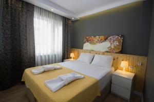 Rodin Suites, Hotely  Istanbul - big - 45