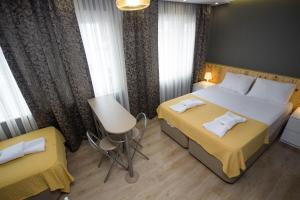 Rodin Suites, Hotely  Istanbul - big - 46