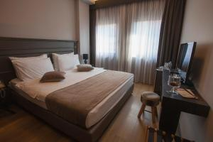 Solun Hotel & SPA, Hotels  Skopje - big - 27