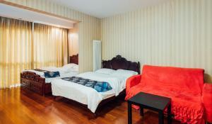 Feisuo Hotel Apartment, Апартаменты  Пекин - big - 5