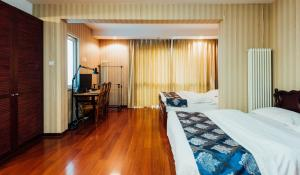 Feisuo Hotel Apartment, Апартаменты  Пекин - big - 7