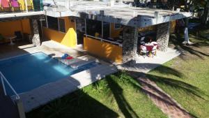 Hotel y Balneario Playa San Pablo, Отели  Monte Gordo - big - 129