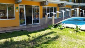 Hotel y Balneario Playa San Pablo, Отели  Monte Gordo - big - 128