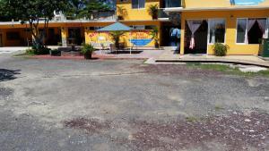 Hotel y Balneario Playa San Pablo, Отели  Monte Gordo - big - 107