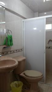 Hotel y Balneario Playa San Pablo, Отели  Monte Gordo - big - 52