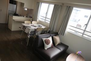 Kelly Business Hotel, Apartmány  Tokio - big - 21