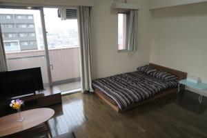 Kelly Business Hotel, Apartmány  Tokio - big - 22