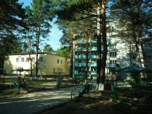 Hotel Buzuli, Hotels  Kurgan - big - 1