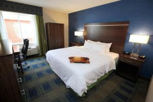 Hampton Inn Sandusky-Central, Отели  Сандаски - big - 8