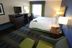 Hampton Inn Sandusky-Central, Отели  Сандаски - big - 9