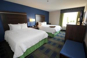 Hampton Inn Sandusky-Central, Отели  Сандаски - big - 4