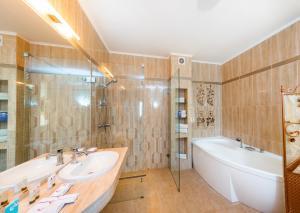 Zagrava Hotel, Hotels  Dnipro - big - 35