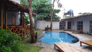 Langchia Hostel, Hostely  Phu Quoc - big - 20