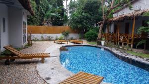 Langchia Hostel, Hostely  Phu Quoc - big - 45