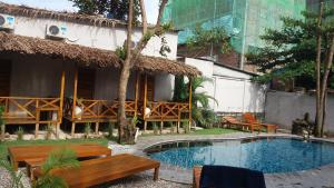 Langchia Hostel, Hostely  Phu Quoc - big - 19