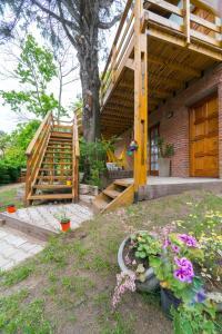 Cabañas Gonzalez, Lodge  Villa Gesell - big - 71