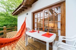 Cabañas Gonzalez, Lodge  Villa Gesell - big - 76