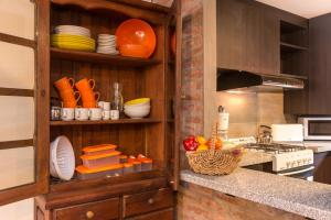 Cabañas Gonzalez, Lodge  Villa Gesell - big - 101