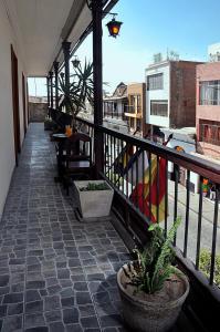 Hoteles Riviera Colonial, Szállodák  Arequipa - big - 23