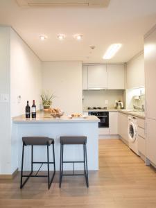 Apartmán typu Super Deluxe se 2 ložnicemi