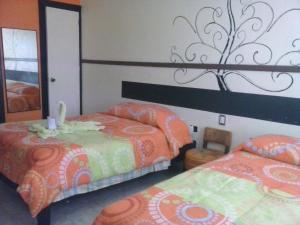 Hotel El Dorado, Hotel  Chetumal - big - 17