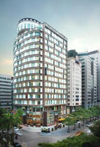Novotel Suites Hanoi, Отели  Ханой - big - 29