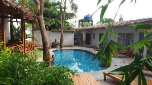 Langchia Hostel, Hostely  Phu Quoc - big - 14