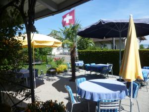 Hotel Speiserestaurant Bahnhof, Hotely  Güttingen - big - 48