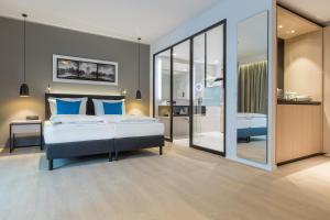 Radisson Blu Hotel, Mannheim, Hotely  Mannheim - big - 7