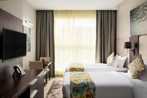 M Hotel Makkah by Millennium, Отели  Мекка - big - 7