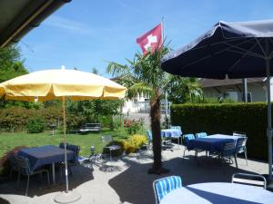 Hotel Speiserestaurant Bahnhof, Hotely  Güttingen - big - 49