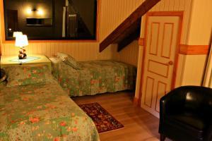 Hotel Salto del Carileufu, Hotely  Pucón - big - 85