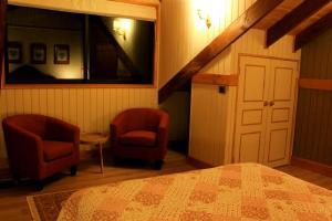 Hotel Salto del Carileufu, Hotely  Pucón - big - 76