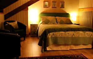 Hotel Salto del Carileufu, Hotely  Pucón - big - 2