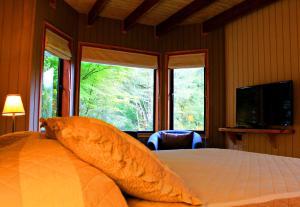 Hotel Salto del Carileufu, Hotely  Pucón - big - 73