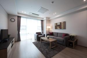 Deluxe-lejlighed med 2 soveværelser