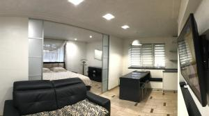 Apartment at Kvitka Polonyny